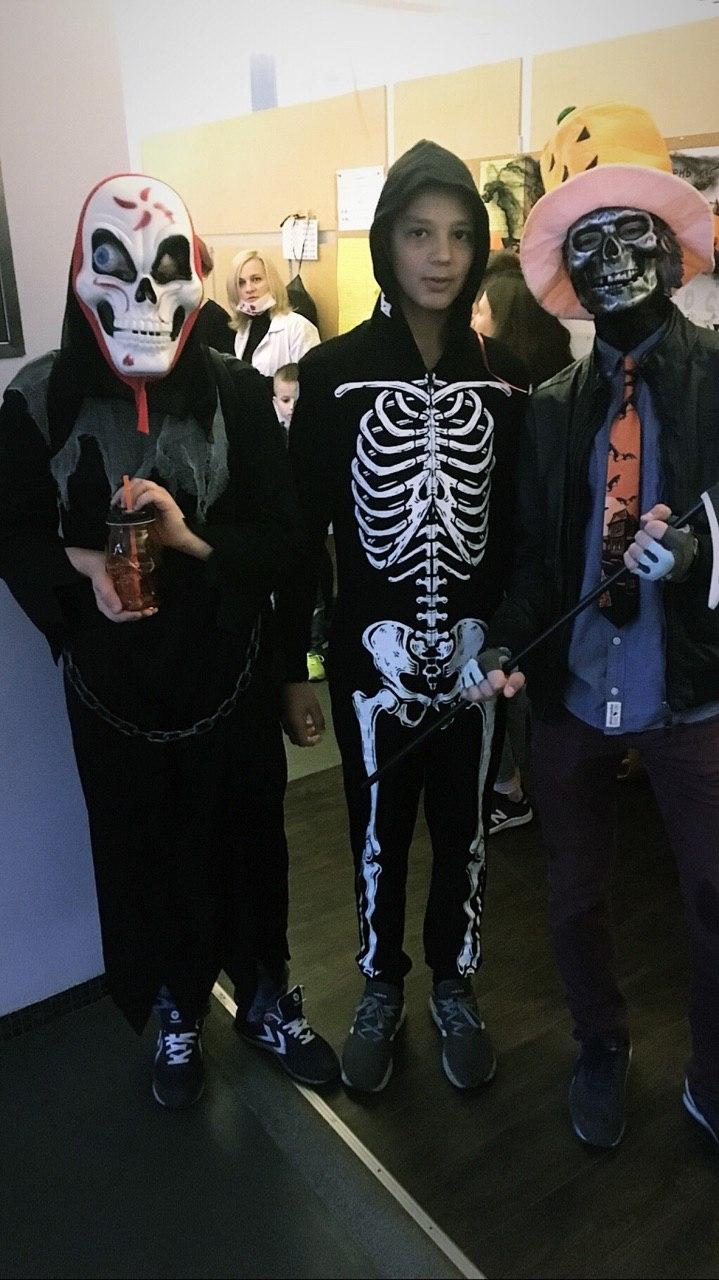 Ну зовсім страшні костюми